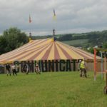 100ft (31m) Round at Glastonbury