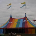 50ft x 75ft (16 x 24m) Rainbow